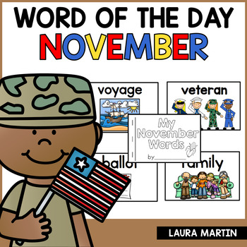 Word of the Day-November