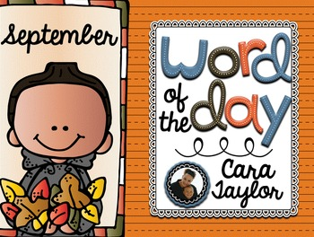 Word of the Day September