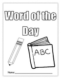 Word of the Day Practice Page