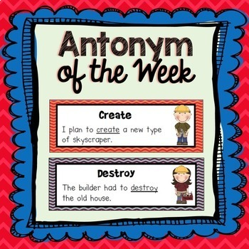 Word of the Day Bundle