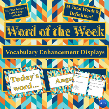 Word of the Week IV