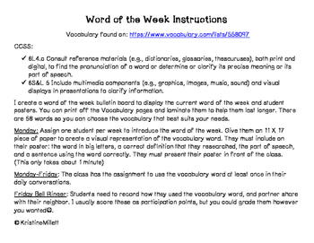 Word of the Week Preview