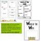 Word of the Week- Word Study~ EDITABLE