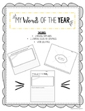 Word of the Year Activity