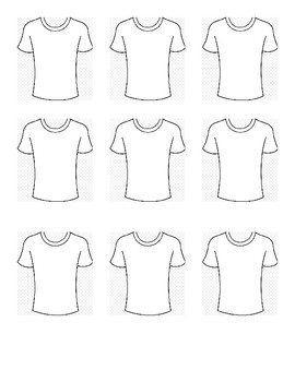 Word of the day flashcards: la ropa! (Clothing) good for all languages
