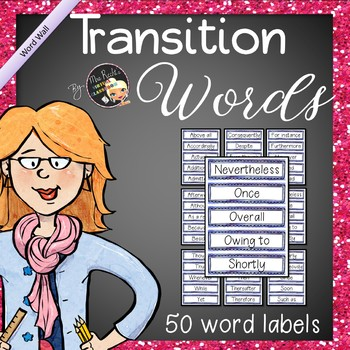 Transition words (B1 Level)