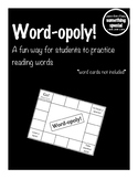 Word-opoly!