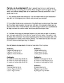 Word problems on comparison sales - Which is a better deal? worksheet