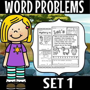Word problems set 1