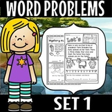 Word problems set 1(free sample)