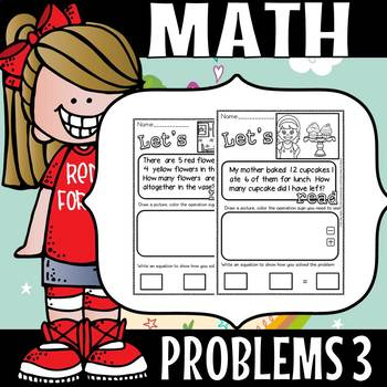 Word problems set 3