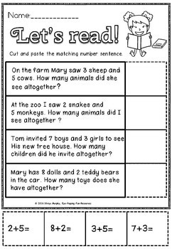 Word problems set 2
