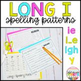 Long Vowel I worksheets