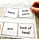 Body Parts - Word Picture Matching
