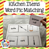 Kitchen Word to Picture Matching