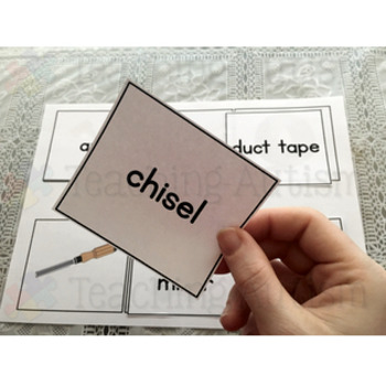 Free Word to Picture Matching Tools and DIY