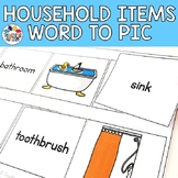 Household Word to Picture Matching