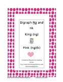 Digraph ng and nk