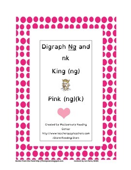 Digraph ng and nk