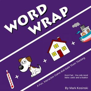 Word wrap - fun word game