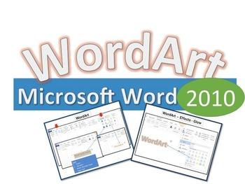 WordArt Microsoft Word 2010 Lesson
