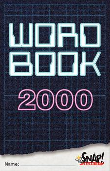 WordBook 2000 - High Frequency Word Practice