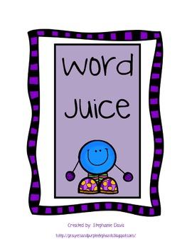 WordJuice