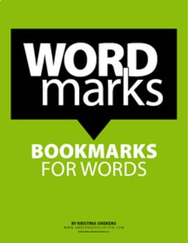 WordMarks: Bookmarks for Words
