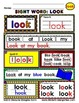 WordPlay: LOOK (Sight Word activities)