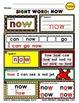 WordPlay: NOW (Sight Word activities)