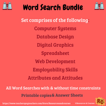 Interactive WordSearch Collection (7)