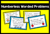 Worded Problems - Addition and Subtraction
