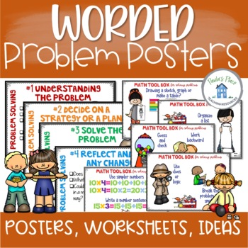 Worded Problems - Posters
