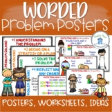 Worded Problems Posters