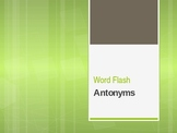 Wordflash Antonyms