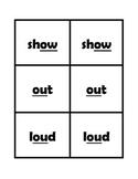 Wordio - A Vowel Pattern Game