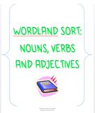 Wordland Sort
