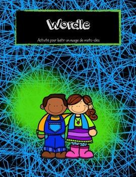 Wordle - Nuage de mots-clés