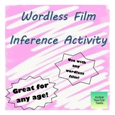 Wordless Film Inference Activity