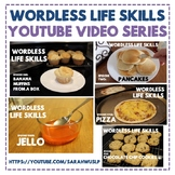 Wordless Life Skills - YouTube Video Series - Handout: Wor