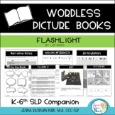 Wordless Picture Book Companion: Flashlight by Lizi Boyd