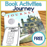 Wordless Picture Book Journey Booklet FREEBIE for Language