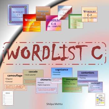Wordlist C