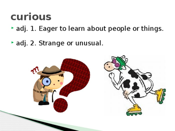 Wordly Wise Book 2, Lesson 14, Power Point