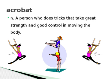 Wordly Wise Book 2, Lesson 2, Power Point