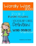 Wordly Wise 3000 - Book 3 - Bundle - Great Collection!