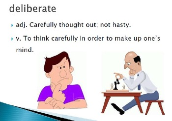 Wordly Wise Book 4, Lesson 10, Power Point