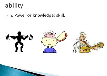 Wordly Wise Book 4, Lesson 12, Power Point