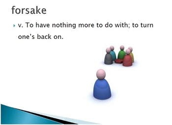 Wordly Wise Book 4, Lesson 19, Power Point