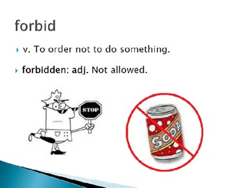 Wordly Wise Book 4, Lesson 2, Power Point